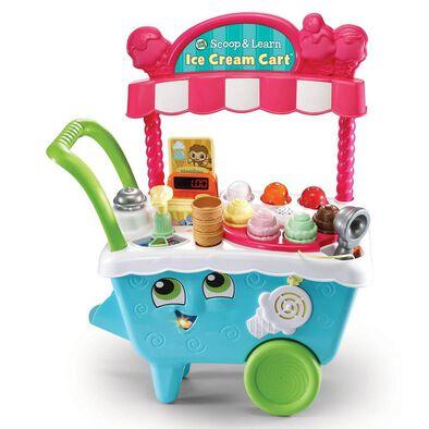 Leapfrog跳跳蛙 歡樂學習雪糕車
