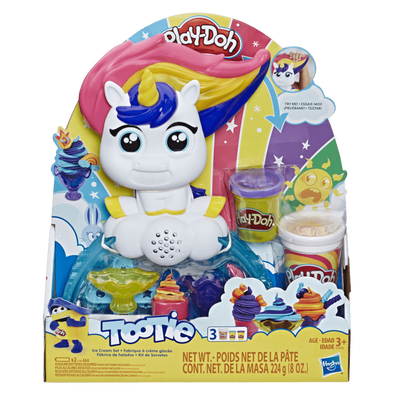 Play-Doh培樂多獨角獸彩虹雪糕機