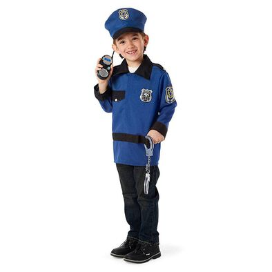 Universe Of Imagination知識小宇宙deluxe Police Officer Dress Up