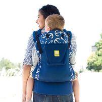 Líllé Baby 嬰兒背帶網料款藍色