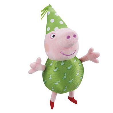 Peppa Pig粉紅豬小妹 音樂派對喬治公仔
