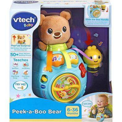 Vtech偉易達 躲貓貓玩具小熊