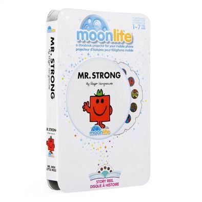 Moonlite月光故事單件幻燈片 強壯先生