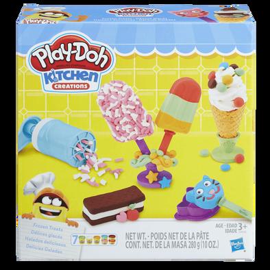 Play-Doh培樂多 小煮意系列 冰涼甜品套裝