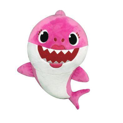 Pinkfong碰碰狐mother Baby Shark音樂公仔