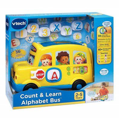 Vtech Count & Learn Alphabet Bus