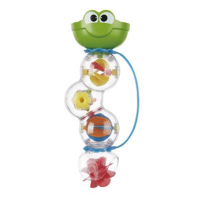 Top Tots智叻寶貝 青蛙流水轉轉洗澡玩具