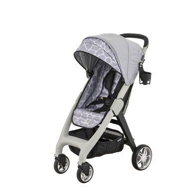 Larktale 淺灰色輕悅行嬰兒推車