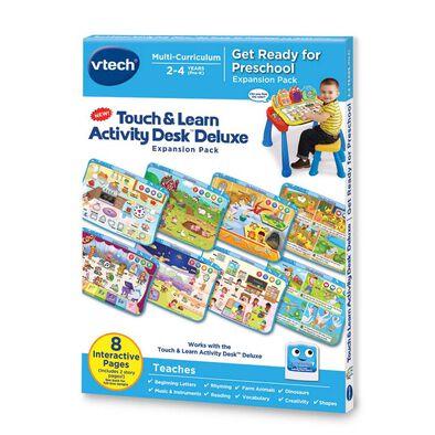 Vtech T&L Activity Desk Get Ready For Preschool