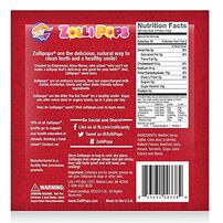 Zollipops祖莉 木糖醇護齒棒棒糖(車厘子味)15支