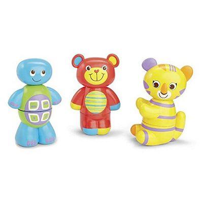 Bru Infant & Preschool 3 款疊疊公仔盒庄