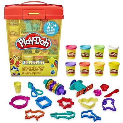 Play-Doh培樂多 泥膠工具手提箱