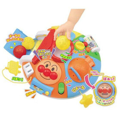 Anpanman麵包超人音樂協調訓練玩具
