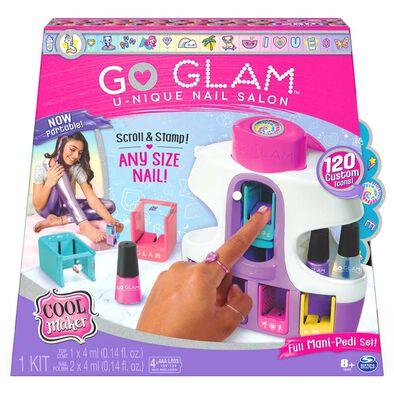 Cool Maker Go Glam Diy 2合1指甲印花機