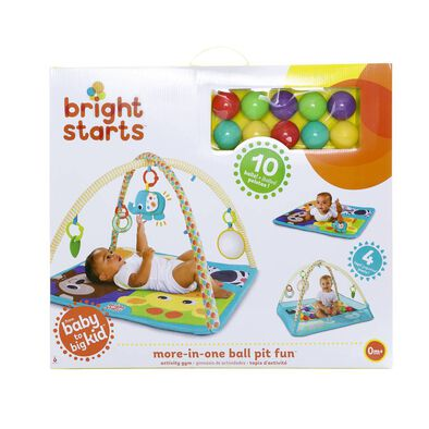 Bright Starts Bright Starts 球球樂玩墊