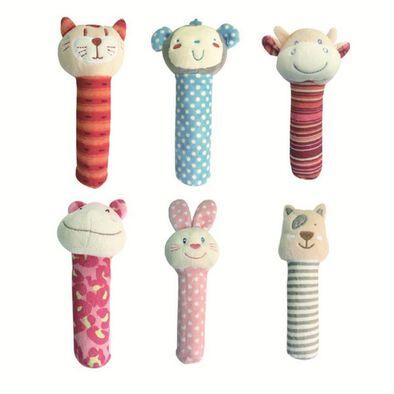 Bru Infant & Preschool 動物發聲棒 - 隨機發貨