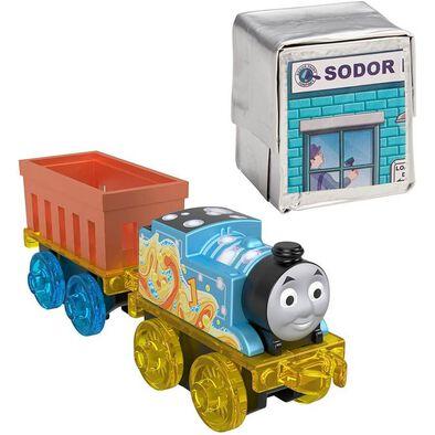 Thomas & Friends湯瑪士小火車迷你系列驚喜動物小貨車