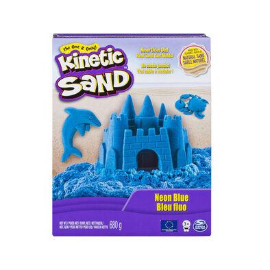 Kinetic Sand動力沙 1.5磅裝霓虹沙-隨機發貨