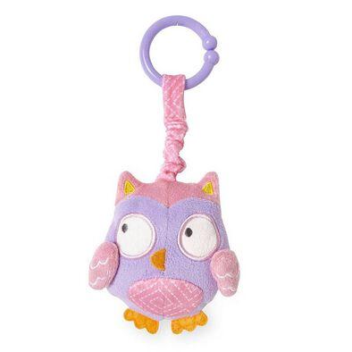 Zobo 貓頭鷹吊件玩具