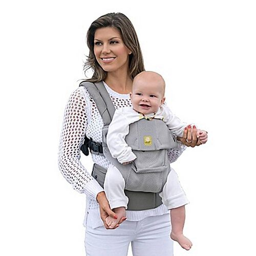 Líllé Baby 嬰兒背帶普通款灰色