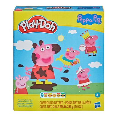 Play-Doh Peppa Pig Stylin Set