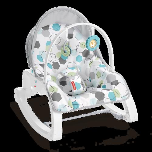 Fisher-Price費雪 可折疊繽紛躺椅