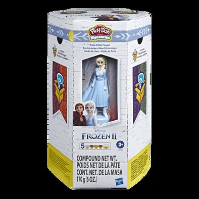 Play-Doh培樂多神秘系列《Disney Frozen迪士尼魔雪奇緣 2》雪景球玩具套裝