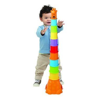 Bru Infant & Preschool 疊疊杯形狀配對組