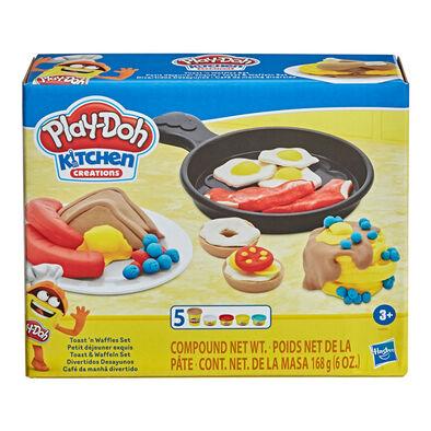 Play-Doh培樂多 小煮意系列 意粉及肉丸套裝 - 隨機發貨