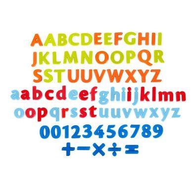 Grow'n Up高思維 磁性字母, 數字及符號80塊