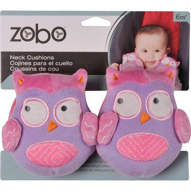 Zobo 貓頭鷹頸部靠墊