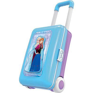 Disney Frozen迪士尼魔雪奇緣 化妝枱行李箱