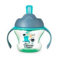 Tommee Tippee湯美星雙耳吸管杯(150Ml) 綠色