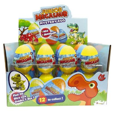 Junior Megasaur Mystery Eggs - 隨機發貨