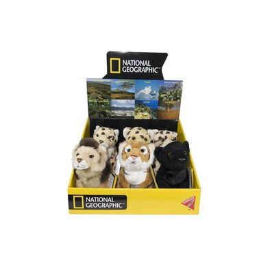 National Geographic國家地理 - 貓科小動物 - 隨機發貨