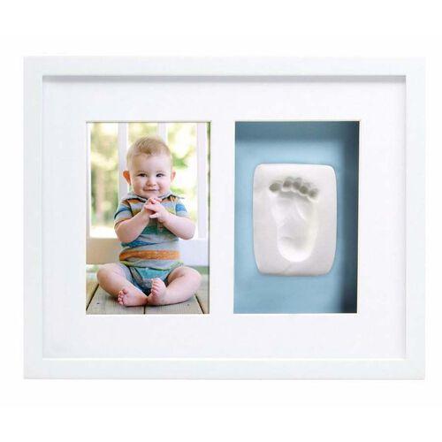Pearhead 寶寶印記挂牆相框 - 白色
