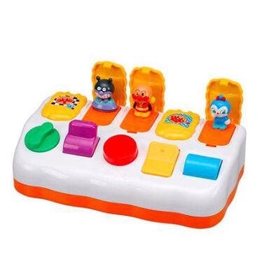 Anpanman麵包超人按鈕形狀訓練玩具