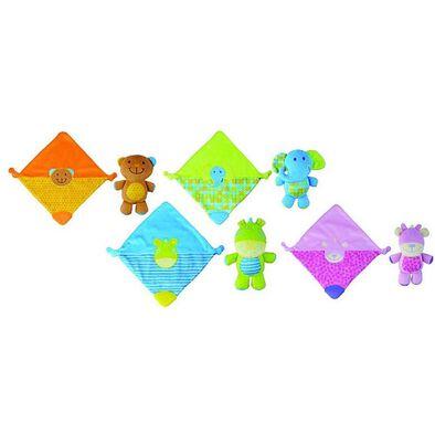 Bru Infant & Preschool 手帕+公仔套裝 隨機發貨