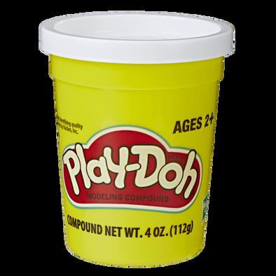 Play-Doh培樂多品牌泥膠-白色