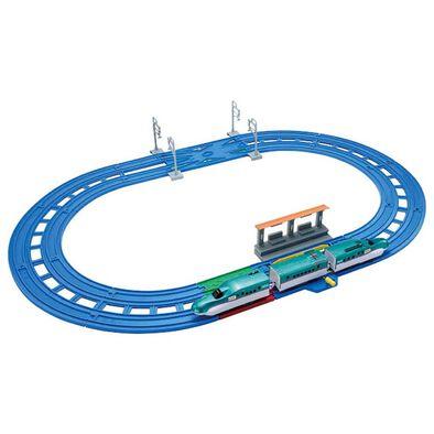Plarail新幹線戰士 E5系新幹線火車路軌套裝