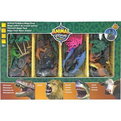 Animal Zone動物叢林 動物王國收集套裝