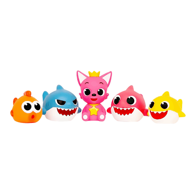 Pinkfong碰碰狐 Baby Shark 沖涼公仔 - 隨機發貨
