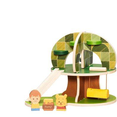 Disney Kidea 樹屋套裝 小熊維尼