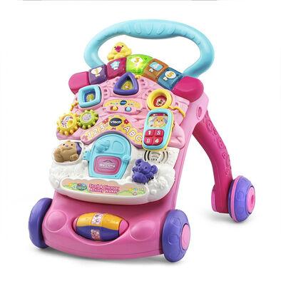 Vtech偉易達 二合一歡樂學行車 - 粉紅色