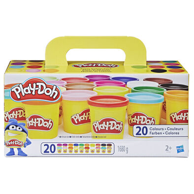 Play-Doh Super 20 Colours Pack