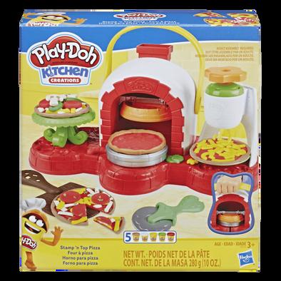 Play-Doh培樂多印印樂薄餅爐玩具