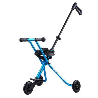 Micro Mobility 【升級版】輕便手推車 藍色