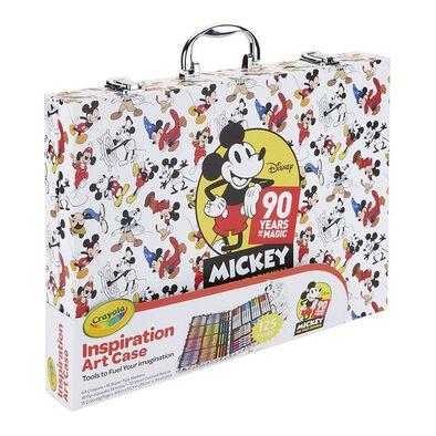 Crayola繪兒樂米奇老鼠藝術家禮盒