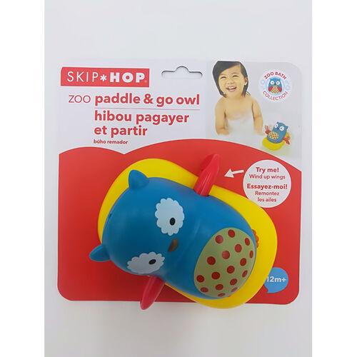 Skip Hop  Zoo可愛動物園 Paddle & Go 貓頭鷹橡皮艇