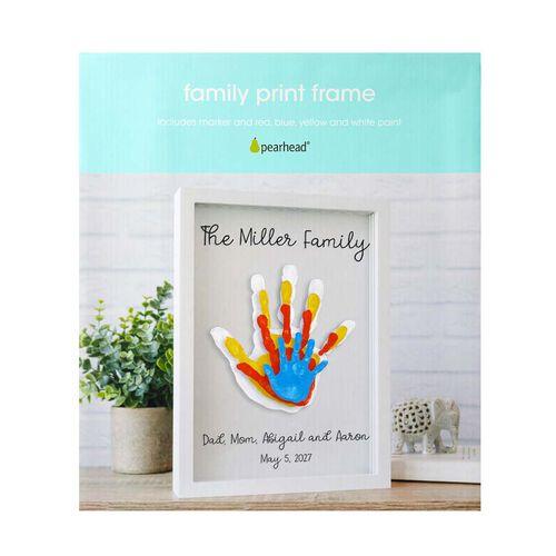 Pearhead 家庭手印紀念框架